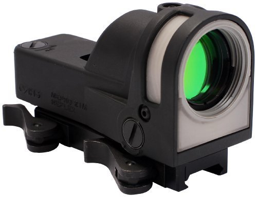 Meprolight Self-Powered Day/Night Reflex Sight with Dust Cover Triangle Reticle by Meprolight
