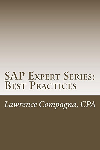 sap-expert-series-best-practices-english-edition