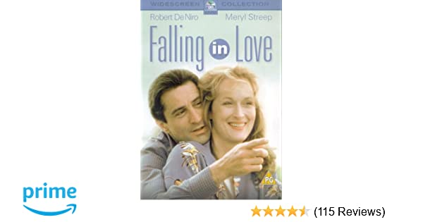 Falling In Love [1984] [DVD]: Amazon co uk: Robert De Niro