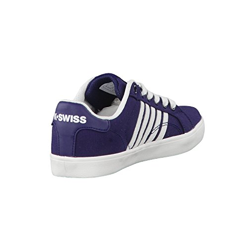 K-Swiss Kinder Sneaker Belmont SO T Navy/White