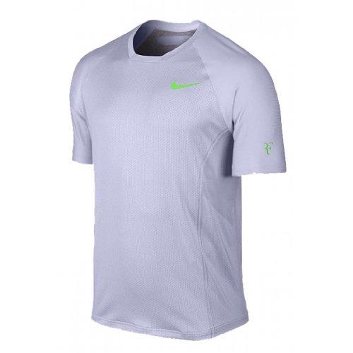 Nike - Nike Premier Roger Federer Crew - Tennis T-shirt gebraucht kaufen  Wird an jeden Ort in Deutschland