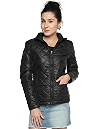 Campus Sutra Women's Polyester Jacket