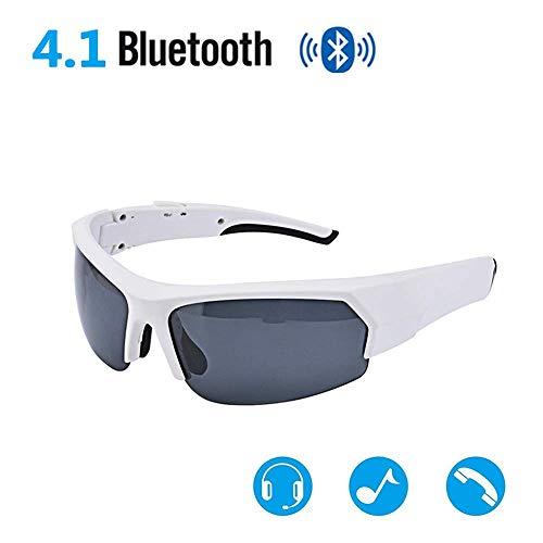 Beste Sport Driving Brille, HD Bluetooth Kopfhörer Freisprech Brille Anti-Glare Driver Eyewear, Geeignet für die meisten Smartphones.