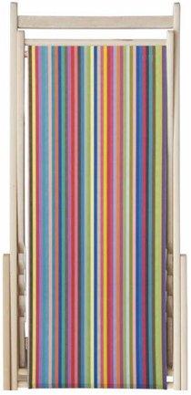 Chaise longue transat chilienne Salvador - Tissage de luz
