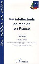 Les intellectuels de médias en France