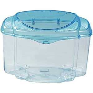 Living World 61920 Small Pals Pen - Transportbehälter für Kleintiere, Fische und Reptilien, 17 L