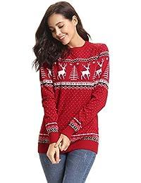 the best attitude 1814c b1646 Suchergebnis auf Amazon.de für: weihnachtspullover - Damen ...
