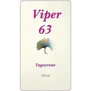 Viper 63,rissige Haut, Gingko Aloe Vera