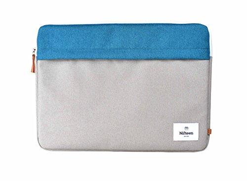 6cfe1d4e5a02 Nifteen 13-Inch Osaka Sleeve for MacBook Laptop - Blue