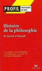Histoire de la philosophie : De Socrate à Foucault