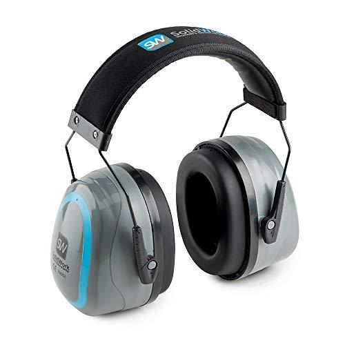 SolidWork Kapselgehörschutz für effektive Schallisolierung bei perfektem Tragekomfort