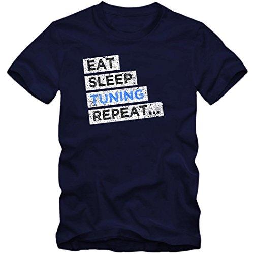 Hobby Tuning #1 T-Shirt | Tuning-Shirt | Eat Sleep gebraucht kaufen  Wird an jeden Ort in Deutschland