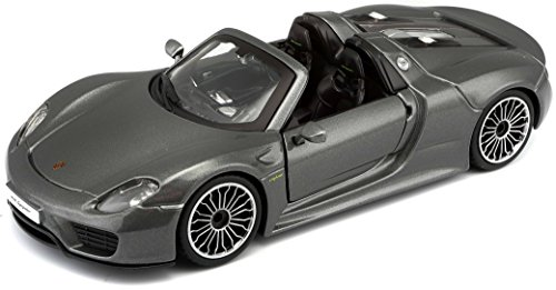 Bburago Maisto France 21076 Porsche 918 Spyder - Echelle 1/24