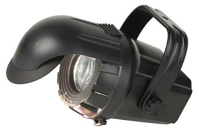 American DJ 10W Micro Burst Compact LED Moonflower Light