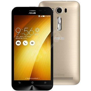 "Asus ZE550KL Zenfone 2 Laser Smartphone, Display 5.5"", 16 GB, Dual-SIM, Oro [Italia]"