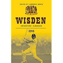 Wisden Cricketers' Almanack 2016