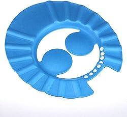 VALAMJI Baby Bath Shower Cap (Blue)