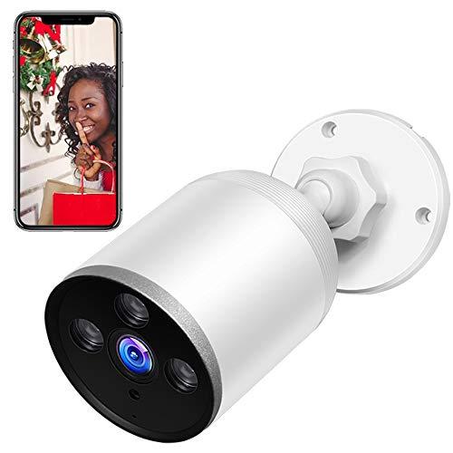 SUPEREYE Camaras de Vigilancia WiFi Exterior