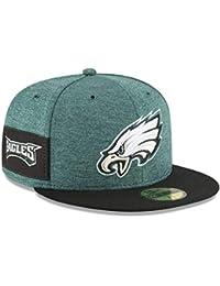 ad8fe9c56 New Era Cappellino 59Fifty On-Field 18 Eagles Baseball cap Berretto Fitted