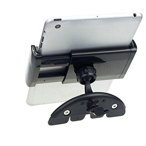 Preisvergleich Produktbild perfk Tablet Halterung - Autohalterung für smartphone Handy Tablet GPS CD,verstellbar
