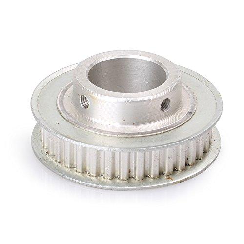 ben, 25 mm Bohrung XL35T Zähne für 3D-Drucker 10 mm Breite Zahnriemen ()