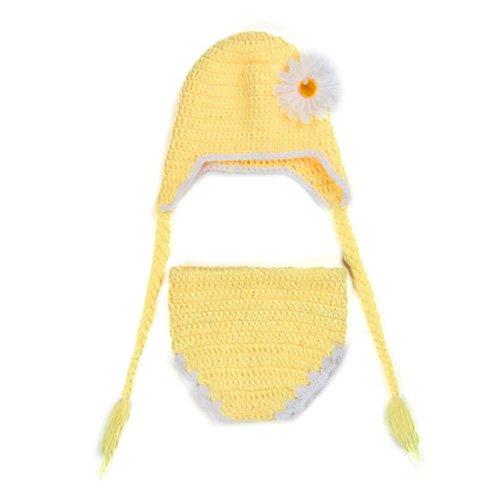 SODIAL(R) 0-6 Monate Engel Feder Fluegel Baby Cupido Requisiten kostenlos (Baby Halo Kostüm)