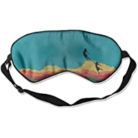 Artwork Drawing Rainbow Clouds Sleep Eyes Masks - Comfortable Sleeping Mask Eye Cover For Travelling Night Noon... preisvergleich bei billige-tabletten.eu