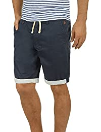 Blend Kankuro Herren Chino Shorts Bermuda Kurze Hose Mit Kordel Aus 100%  Baumwolle Slim Fit 3b07ebf27a