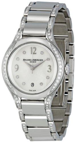 Baume & Mercier Men's MOA08800 Ilea Mother-Of-Pearl Dial Watch