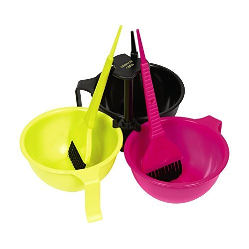 Colortrak Tools Caddy with Bowl & Brushes by Colortrak -