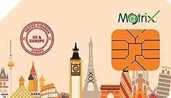Matrix Europe Prepaid 2999 SIM Card