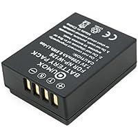 QUMOX Batería para Fuji NP-W126 1200mAh FUJIFILM X-E1 X-M1 X-Pro1 FinePix HS33 HS50 EXR X-T1 X-T10 X-T2