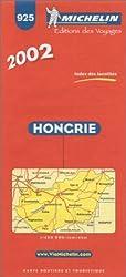 Michelin Karten, Bl.732 : Ungarn (Michelin Country Maps)