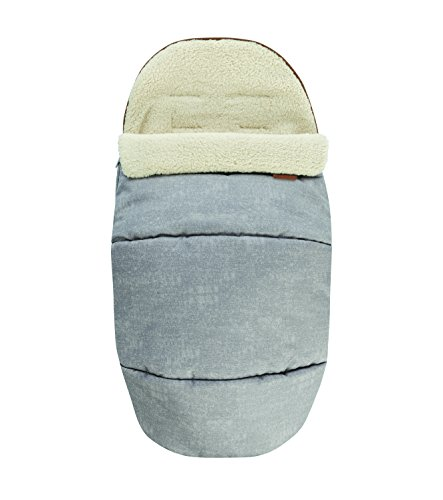 Bébé Confort Chancelière 2 en 1 ultra confortable Nomad Grey