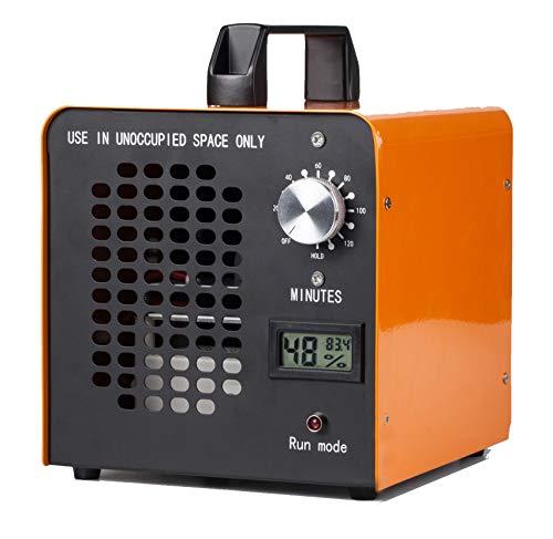 ELINP Industrieller Ozongenerator Geruchskiller 10.000mg/Std, Kommerzieller Ozon Luftreiniger Ozongerät Ozonisator für Zimmer, Rauch, Autos und Haustiere