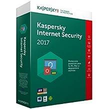 Kaspersky Internet Security 2017 - Software De Seguridad Y Antivirus, 1 Usuario, 1 Año
