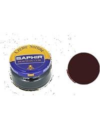 Cirage Saphir pommadier (Crème Surfine) marron