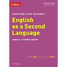 Collins Cambridge Checkpoint English as a Second Language - Cambridge Checkpoint English as a Second Language Student Book Stage 7