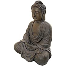 statue bouddha exterieur. Black Bedroom Furniture Sets. Home Design Ideas