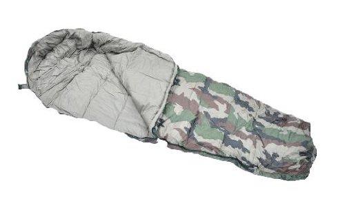 Saco de dormir Tempere Thermo Bag 400.Camping naturaleza, aire libre