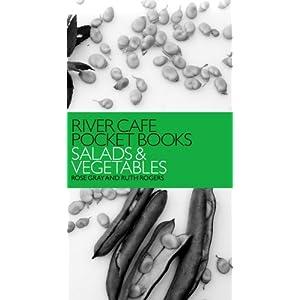 River Cafe Pocket Books: Salads and Vegetables