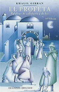 El profeta par Kahlil Gibran