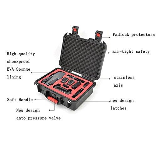 Preisvergleich Produktbild Omiky® 2017 Wasserdichte Tragetasche Hard Shell Koffer Aufbewahrungsbox Tasche F / DJI Mavic Pro Drone