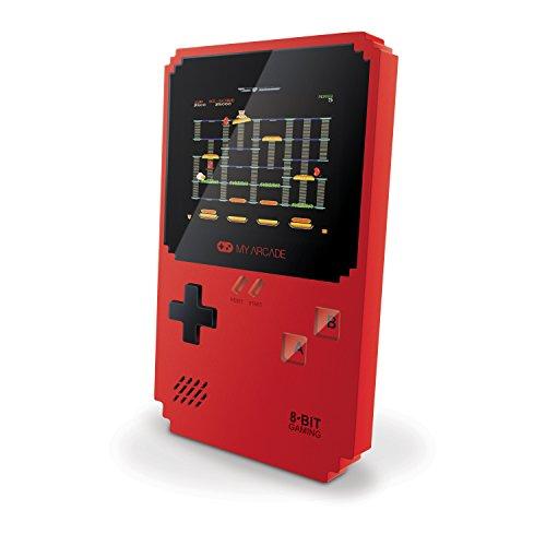 My Arcade - Consola Retro Pixel Classic (300 Juegos)