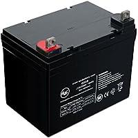 Batteria per Scooter elettrico Quickie Guardian Aspire M11 12V 35Ah - Ricambio di marca AJC®