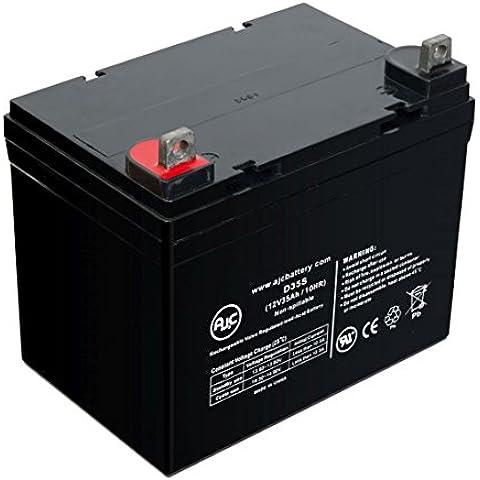 Batteria per Carrozzella Pride U1 GEL 12V