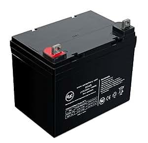 Bruno Shoprider Shoprider Streamer Sport 12V 35Ah Wheelchair Battery - This is an AJC Brand® Replacement