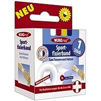 Sportfixierband 5 m x 38 mm farbig sortiert | Fixierband für Sport | Gewebeband preisvergleich bei billige-tabletten.eu