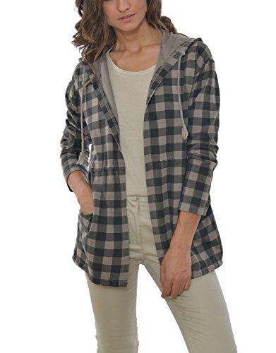 laura-moretti-checkered-jacket