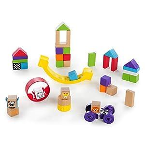 Baby Einstein by Hape E11873 - Set de bloques de funciones múltiples